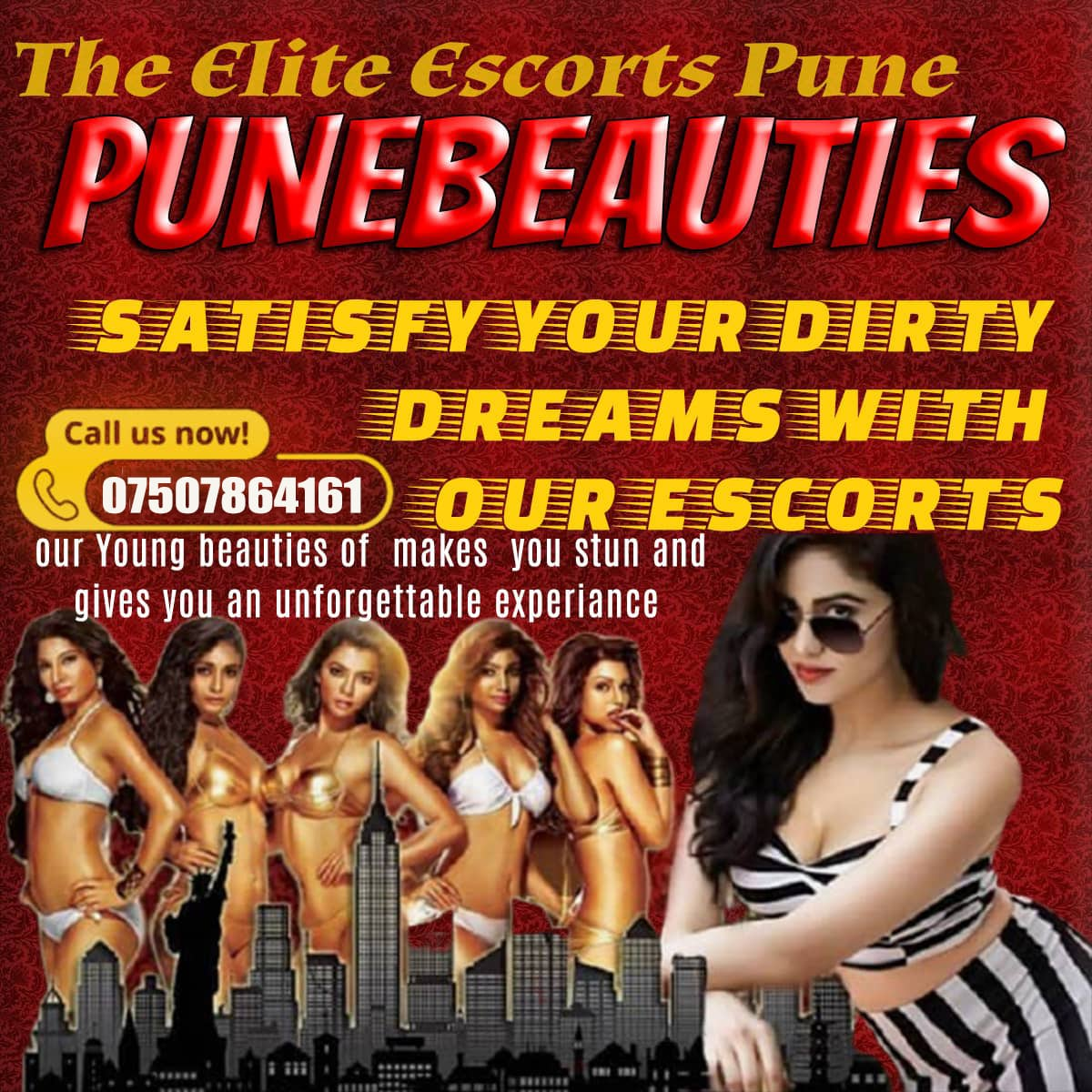 Escort in Pune